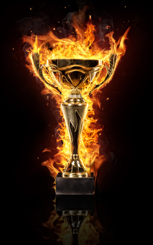 Il trofeo del torneo Immaginaria