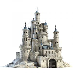 Castello - Immagine tema Giochi di Ruolo Fantasy