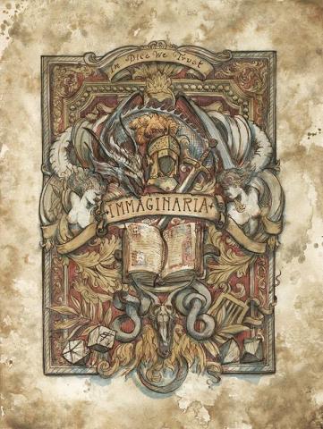 Disegno di Francesca Baelard per Immaginaria