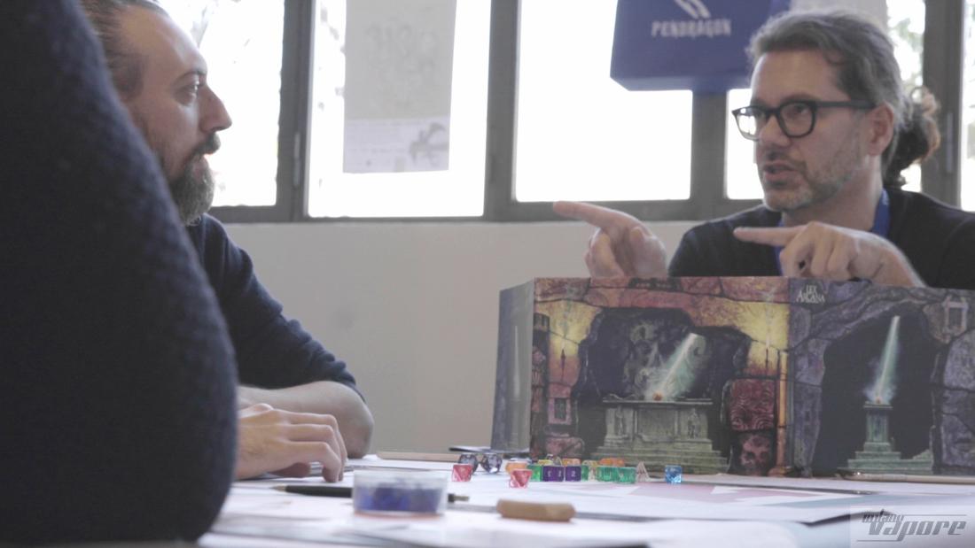 Immaginaria 2018 - Francesco Nepitello - Lex Arcana