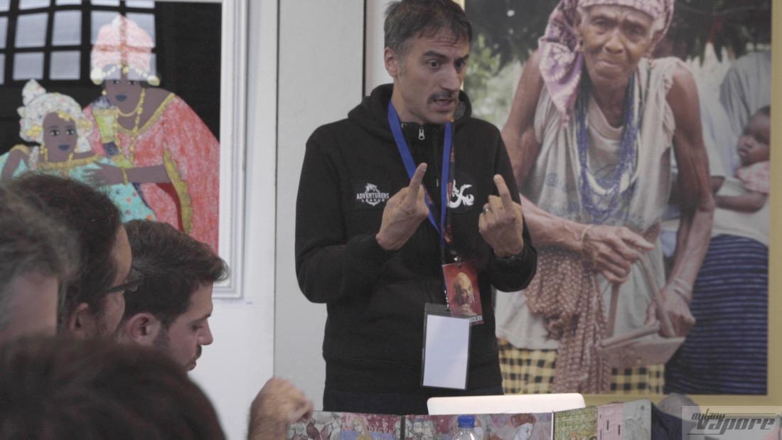 Immaginaria 2018 - Christian Zoltar Bellomo - Sage Advice