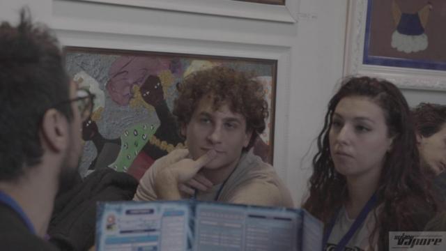 Immaginaria 2018 - Matteo Boris Botti - Urban Heroes