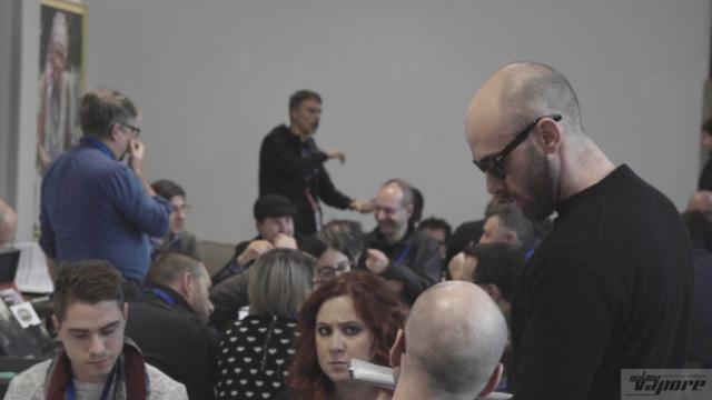 Immaginaria 2018 - Alessandro Rivaroli - Tin Hat Games