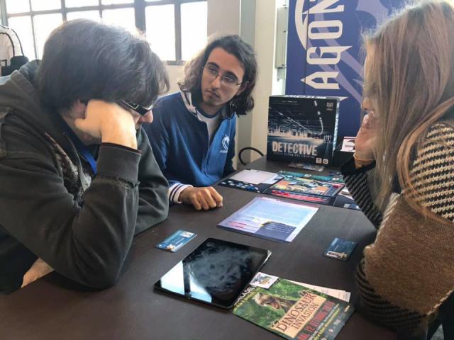 Immaginaria 2018 - Pendragon Game Studio