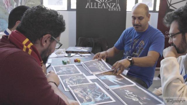 Immaginaria 2018 - Giovanni Ali Pola - Shintiara