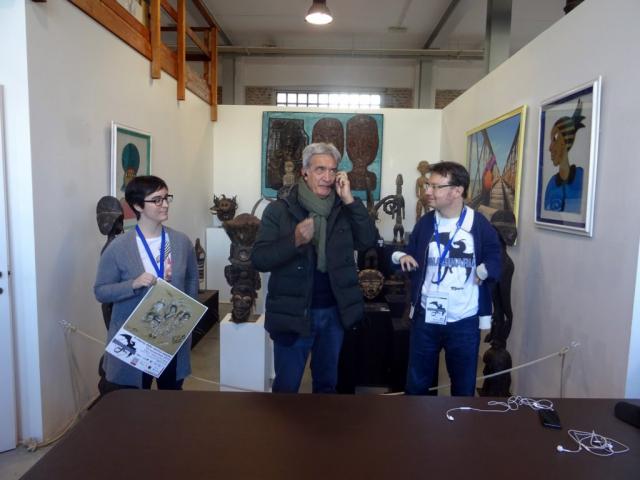 Immaginaria 2018 - Cattura il Drago - Angelo Montanini