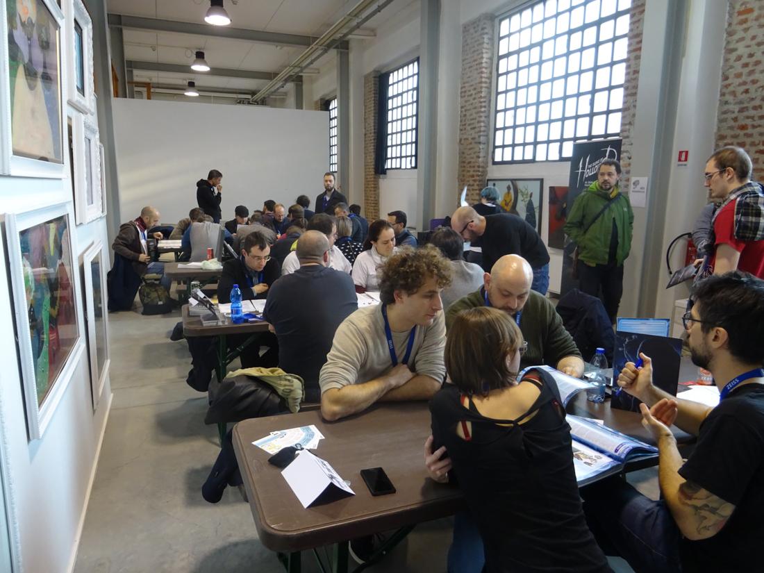 Immaginaria 2018 - Area gioco organizzato