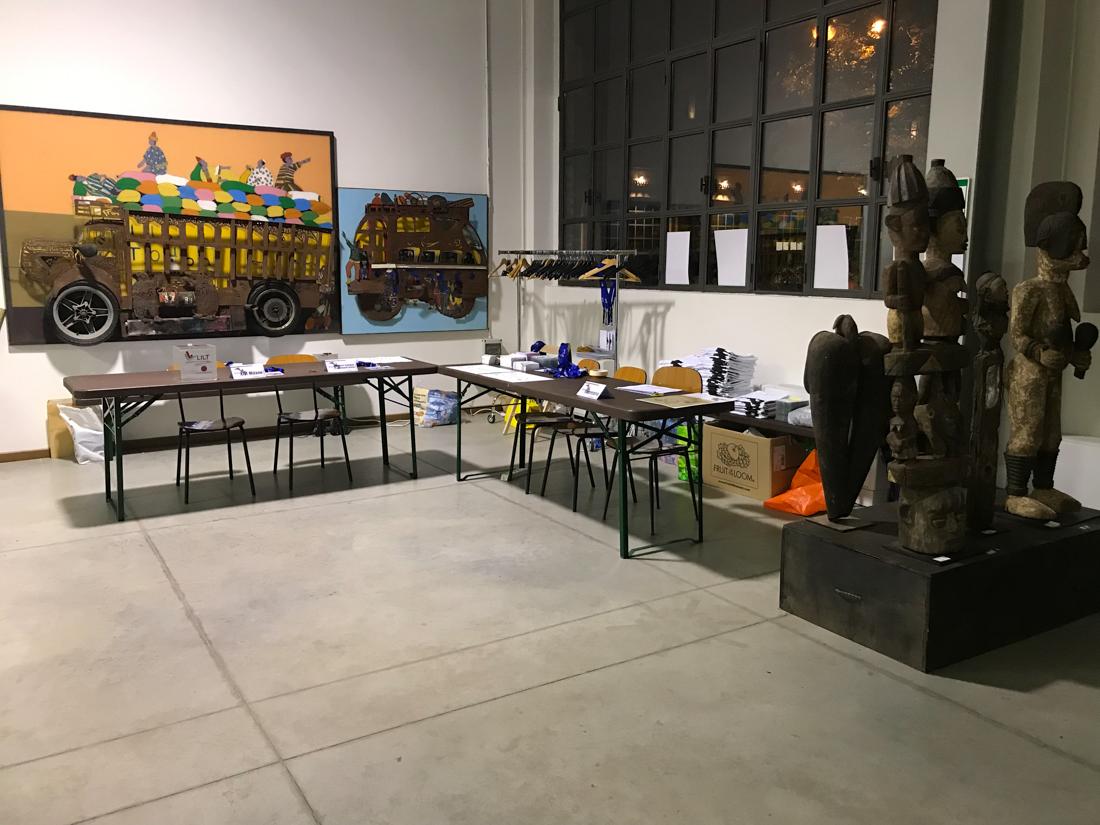 Immaginaria 2018 - Area accoglienza