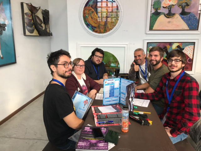 Immaginaria 2018 - Matteo Boris Botti - Tin Hat Games