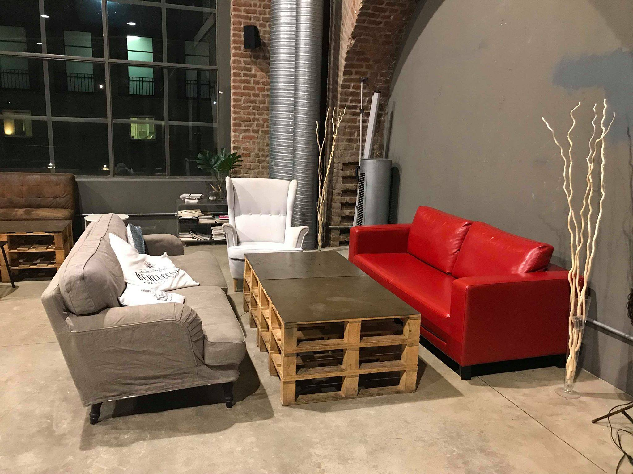 Immaginaria 2018 - Area Lounge Vapore 1928