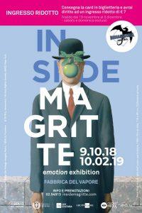 Magritte e Immaginaria insieme
